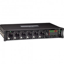 664 Портативный цифровой рекордер Sound Devices Six-Channel Portable Production Mixer with Integrated Recorder