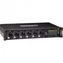 664 Портативный цифровой рекордер Sound Devices Six-Channel Portable Production Mixer with Integrated Recorder