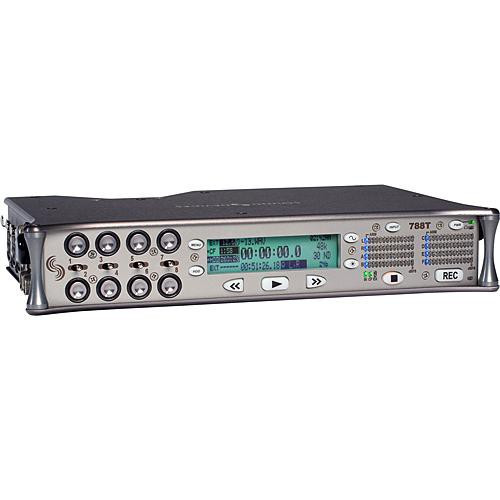 788T-SSD Цифровой диктофон Sound Devices 8-Channel Portable Solid-State Audio Recorder