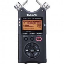 Цифровой диктофон Tascam DR-40 (Black)
