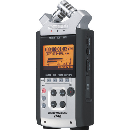Цифровой диктофон Zoom H4NSP