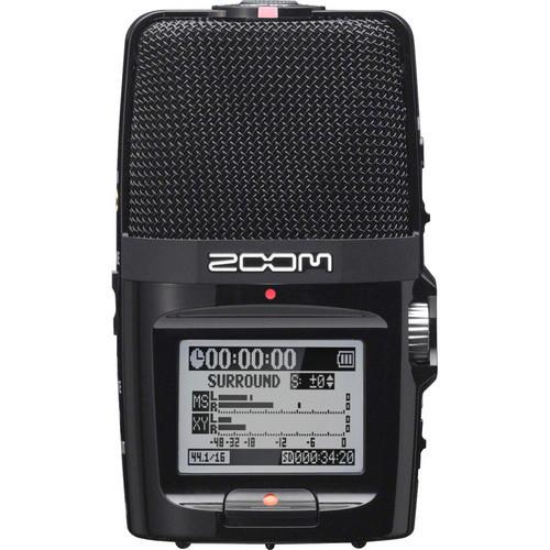 ZH2N Цифровой диктофон Zoom H2n