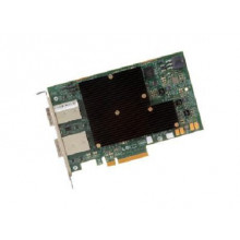 00AE916 Контроллер IBM Lenovo N2226 SAS/SATA HBA 12Gbps Dual Port for ThinkServer and SystemX
