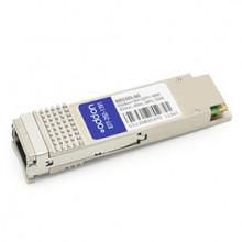 00FE325-AO Трансивер ADDON (IBM 00FE325 Совместимый) TAA Compliant 40GBase-SR4 QSFP+ (MMF, 850nm, 400m, MPO, DOM)