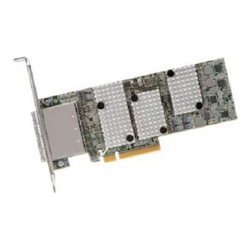 00Y3539 Контроллер IBM Lenovo LSI SAS9206-16E Quad PT X4 HD-miniSAS