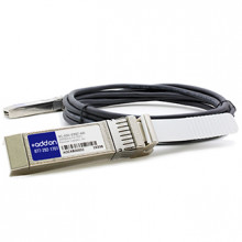 01-SSC-9787-AO Кабель AddOn (Sonicwall 01-SSC-9787) 10GBase-CU SFP+ to SFP+ Direct Attach Cable (Passive Twinax, 1m)