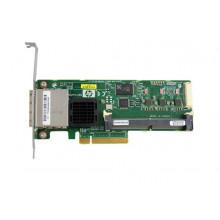 013236-001 Контроллер без кэш памяти HP Smart Array P411 Zerro memory