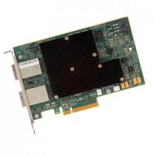 05-25704-00 Контроллер RAID SAS PCIE 16P HBA 9305-16E LSI