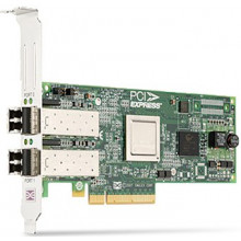 0C19478 Сетевой адаптер IBM Lenovo ThinkServer LPe12002 Dual Port 8Gb Fibre Channel HBA