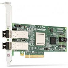 0C19478 Сетевой адаптер IBM Lenovo ThinkServer LPe12002 Dual Port 8Gb Fibre Channel HBA