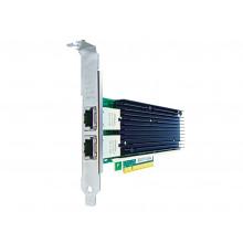 0C19497-AX Сетевая карта Axiom 10Gbs Dual Port RJ45 PCIe x8 NIC Card for IBM - 0C19497