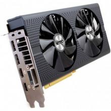 11256-10-20G Видеокарта Sapphire Nitro Radeon RX 470 4G D5 OC, 4GB GDDR5
