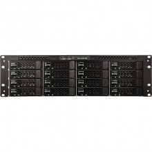 16BASE4X6TB-15A Сетевой накопитель Studio Network Solutions EVO 24TB 16-Bay NAS Server (4 x 6TB)