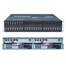 1746A4D Дисковая полка IBM Lenovo System Storage DS3524 Express Dual Controller Storage System
