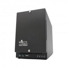 214-6TB5YR Сетевой накопитель NAS IoSafe 214 6TB 2-Bay NAS Server with 5-Year DRS Warranty (2 x 3TB)