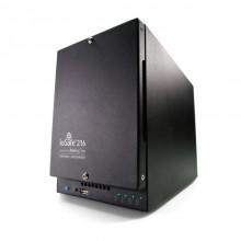 216-12TB1YR Сетевой накопитель NAS IoSafe 216 12TB 2-Bay NAS Server (2 x 6TB)