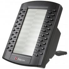 2200-46300-025 клавишная консоль расширения Polycom без LCD для Polycom VVX, 40 линий