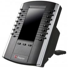 2200-46350-025 клавишная консоль расширения Polycom VVX, 28 линий