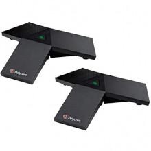 2200-65790-001 Комплект микрофонов (2шт) Polycom для Polycom Trio 8300, 8500, 8800