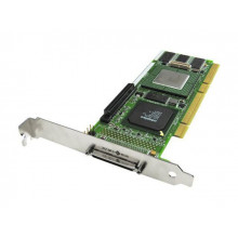 2215100-R Контроллер Adaptec 2120S SCSI RAID 1-Channel PCI 64BIT Ultra320 SCSI, Kit
