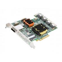 2258500-R Adaptec RAID-контроллер RAID 51645 SATA/SAS 20-port (16 internal,4 external) w/512MB cache