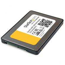 "25S22M2NGFFR Адаптер для SSD Startech Dual M.2 NGFF SATA 2.5"" with RAID"