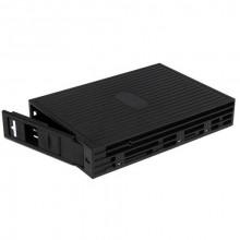 25SATSAS35 карман Startech.com 2.5'' SATA/SAS SSD/HDD to 3.5'' SATA 6Gb/s