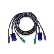 2L-1020P/C KVM Кабель ATEN 2L-1020P/C