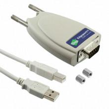 301-1001-11 Преобразователь интерфейсов Digi Edgeport/1 - USB to 1-Port EIA-232 Serial DB9