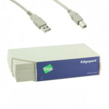 301-1002-08 Преобразователь интерфейсов Digi Edgeport/8 - USB to 8-Port EIA232 Serial DB9