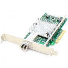 394793-B21-AO Сетевой адаптер Addon (HP 394793-B21 совместимый) 1Gbs Single Open SFP Port 550m MMF PCIe 2.0 x4 w/1000Base-SX SFP