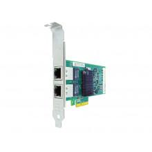 39Y6066-AX Сетевая карта Axiom 10/100/1000Mbs Dual Port RJ45 PCIe x4 NIC Card for IBM - 39Y6066