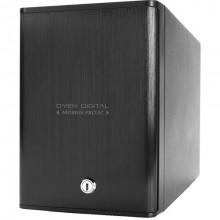 3N5-C-M Дисковое хранилище Oyen Digital Mobius Pro 5C 5-Bay USB Type-C External Drive Array Enclosure