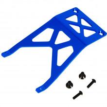 4024B Опция для дронов VENOM GROUP Traxxas 1:10 Stampede + Other TRX Models Alloy Front Skid Plate (Blue)