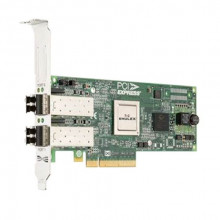 406-10691-AXN адаптер AX-NEO for DELL Emulex LPE12002 Dual Port 8Gb Fibre Channel PCIe HBA Full Height (406-10691)