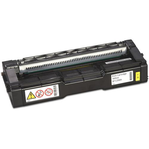 407542 Картридж Ricoh Yellow SP C250A Print Cartridge