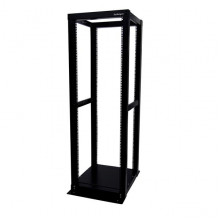 4POSTRACK36 Оборудование для стойки Startech.com 36U Adjustable 4 Post Server Equipment Open Frame Rack Cabinet