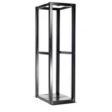 4POSTRACKBK Оборудование для стойки 4POSTRACKBK Startech.com 42U Adjustable 4 Post Open Server Equipment Rack Cabinet
