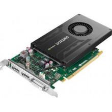 4X60G69027 Видеокарта IBM Lenovo NVidia Quadro K2200 4GB GDDR5 128-Bit DVI-I/ 2x DisplayPort для ThinkStation