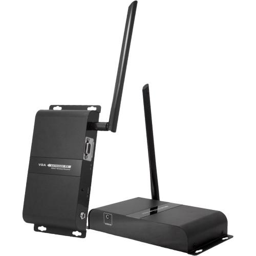 5-314 Видео удлинитель/репитер CINEGEARS Powerline Full HD VGA Kit