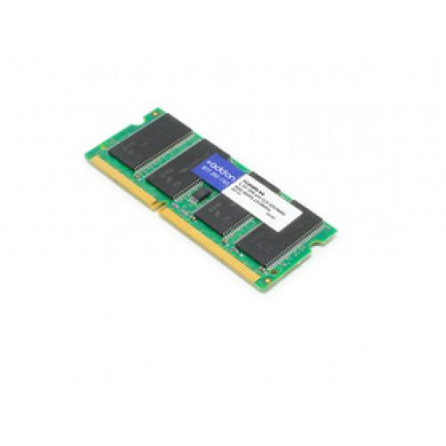 51J0493-AA Оперативная память ADDON (Lenovo 51J0493 Совместимый) 4GB DDR3-1333MHz Unbuffered Dual Rank 1.5V 204-pin CL9 SODIMM