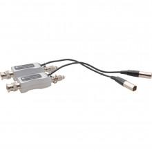 613R/T Комплект из передатчика и приемника сигналов HD-SDI 3G по оптоволокну Kramer