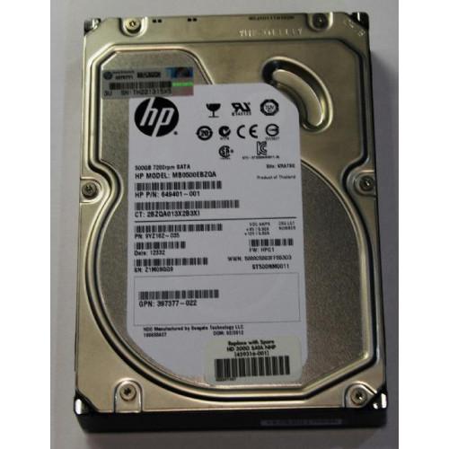 649401-001-AXN Жесткий диск AX-NEO for HP 500GB 3G SATA 7.2K LFF MDL