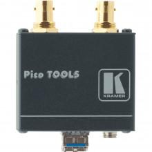 690T Передатчик сигнала HD-SDI 3G по волоконно-оптическому кабелю Kramer 690T 2-Channel 3G HD-SDI Fiber Optic Transmitter