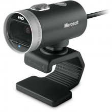 6CH-00001 Веб-камера Microsoft LifeCam Cinema WebCam For Business Windows