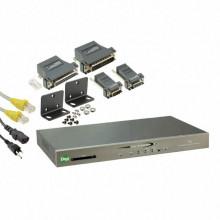 70002260 Преобразователь интерфейсов Digi Passport 16 Console Server with Freekvm 16 RJ45 Serial Ports