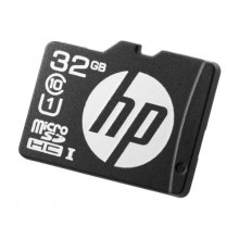 700139-B21 Карта памяти HP Mainstream 32GB microSDHC Class 10 UHS-I U1
