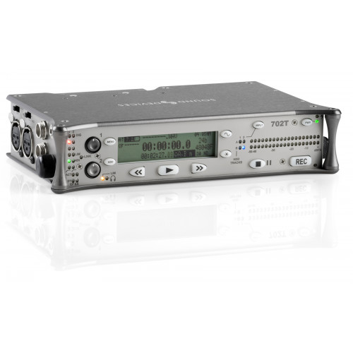 702T Цифровой диктофон Sound Devices High-Resolution 2-Channel Compact Flash Field Recorder with Time Code