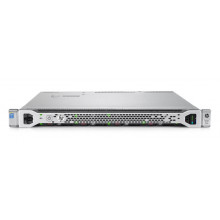 755262-B21 Сервер HPE ProLiant DL360 Gen9 (E5-2630v3 2.4GHz 8-core 1P 16GB-R P440ar 500W PS Base SAS Server)