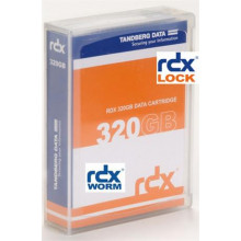 8657-RDX Съемный дисковый картридж Overland Tandberg Data RDX 320GB WORM Media with rdxLOCK Software